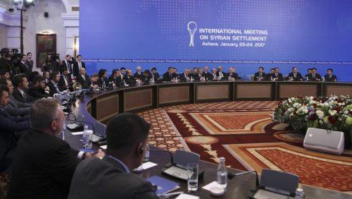 Accord sur la Syrie à Astana