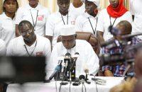 الانتخابات الرئاسية في غامبيا