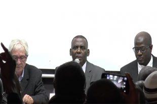 مؤتمر بيرام ولد أعبيدي في باريس