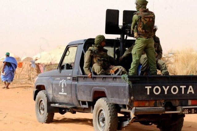 نتيجة بحث الصور عن الدرك الموريتاني